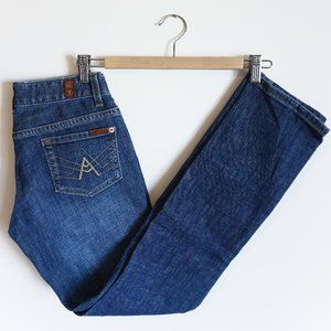 *SALE* 7 For All Mankind Blue Jeans